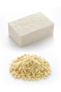 おからと木綿豆腐の写真素材 [FYI02822449]
