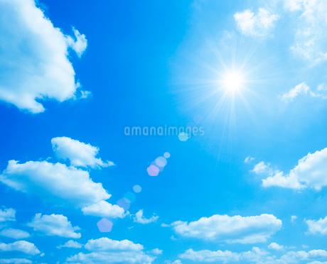 空の写真素材 [FYI02822488]