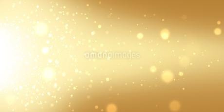 金色のキラキラな素材の写真素材 [FYI02822586]