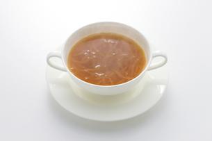 オニオンスープの写真素材 [FYI02822660]