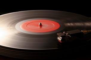 LPレコードの写真素材 [FYI02823032]