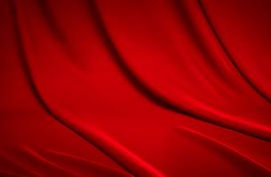 赤い布の写真素材 [FYI02823036]