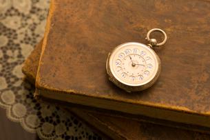 懐中時計の写真素材 [FYI02823189]