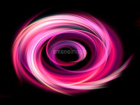 光の渦の写真素材 [FYI02823610]