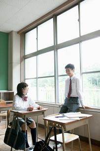 高校生の授業風景の写真素材 [FYI02824104]