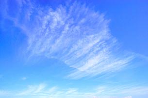 青空と雲の写真素材 [FYI02824354]
