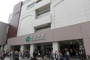 JR秋葉原駅電気街口の写真素材 [FYI02824366]