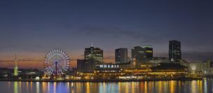 神戸モザイク夜景の写真素材 [FYI02824818]