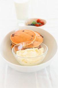 パンケーキの写真素材 [FYI02824839]