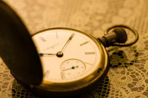 懐中時計の写真素材 [FYI02824869]