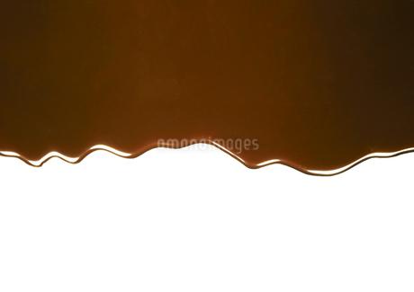 チョコレート素材の写真素材 [FYI02824891]