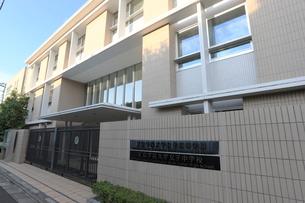 文京学院の写真素材 [FYI02825047]