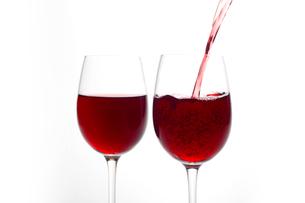 赤ワインの写真素材 [FYI02825148]