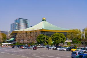日本武道館の写真素材 [FYI02825310]