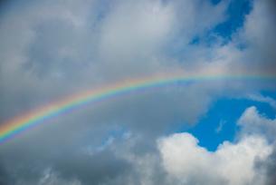 虹の写真素材 [FYI02826203]