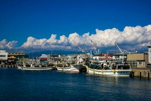 入船漁港の写真素材 [FYI02826329]