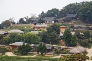良洞民俗村の写真素材 [FYI02826584]