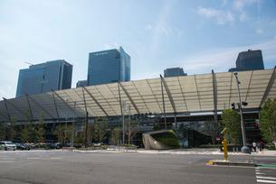 東京駅八重洲口の写真素材 [FYI02827094]