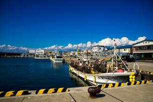 入船漁港の写真素材 [FYI02827333]