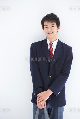 男子高校生の写真素材 [FYI02829061]