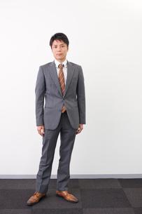 日本人のビジネスマンの写真素材 [FYI02832236]