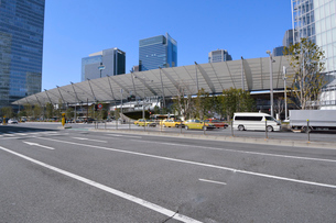 東京駅八重洲の写真素材 [FYI02832580]