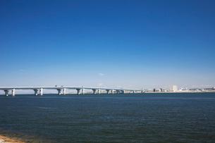 セントレア大橋中部国際空港連絡橋の写真素材 [FYI02832614]