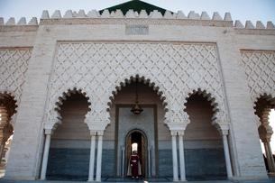 ムハンマド5世廟の写真素材 [FYI02832699]