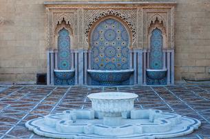 ムハンマド5世廟の写真素材 [FYI02832732]