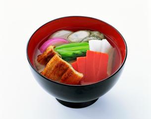 広島風 雑煮の写真素材 [FYI02833006]
