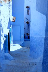 モロッコ シャウエンの写真素材 [FYI02833275]