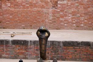 王宮内の王の沐浴場の写真素材 [FYI02833397]