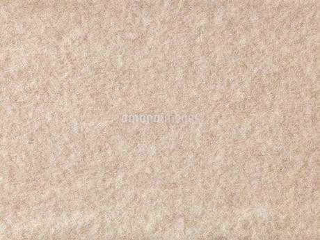 ベージュのウールの布の写真素材 [FYI02833565]