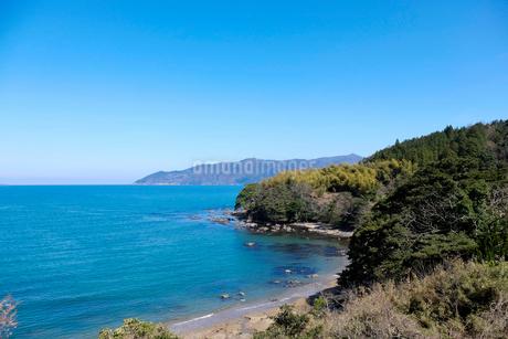 勢浜海岸の写真素材 [FYI02833607]