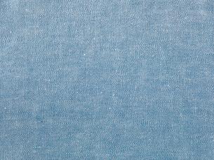 青と白の麻の布の写真素材 [FYI02833669]