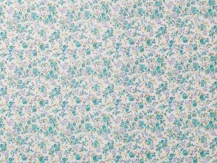 花柄の布の写真素材 [FYI02833767]