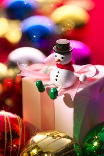 クリスマスプレゼントの写真素材 [FYI02834060]