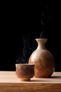日本酒の写真素材 [FYI02834167]