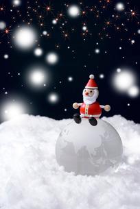 クリスマスイメージの写真素材 [FYI02834295]