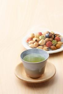 お茶の写真素材 [FYI02834344]