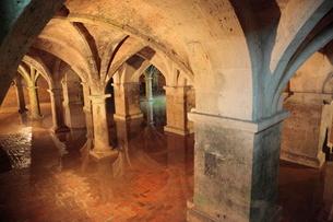 ポルトガル貯水槽の写真素材 [FYI02834512]
