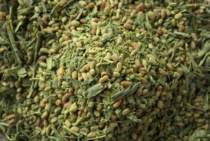 抹茶入り玄米茶の写真素材 [FYI02834545]