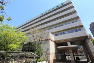 厚生中央病院の写真素材 [FYI02834699]