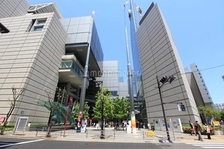 東京国際フォーラムの写真素材 [FYI02834704]