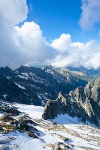 ロムニツキー・シュティ―ト峰の写真素材 [FYI02834765]