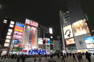 新橋駅前の写真素材 [FYI02834815]