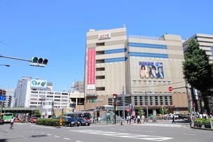 恵比寿駅の写真素材 [FYI02834841]