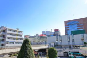 練馬駅前の写真素材 [FYI02834894]