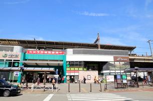 阿佐ヶ谷駅 中央線の写真素材 [FYI02834901]