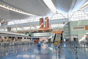 羽田空港国際線ターミナルの写真素材 [FYI02834964]
